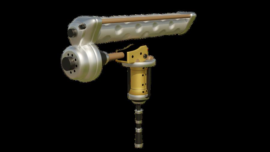Splatoon 2 - Dynamo Roller