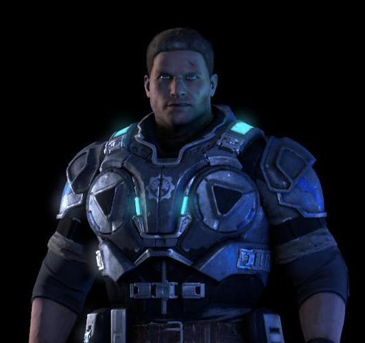 """James """"JD"""" Dominic Fenix (Gears of War 4)"""