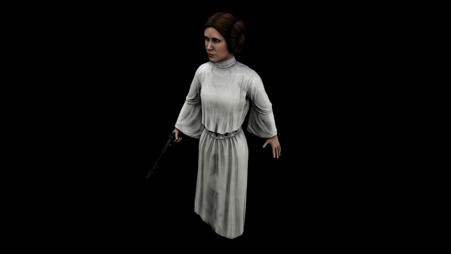 Princess Leia Episode 4