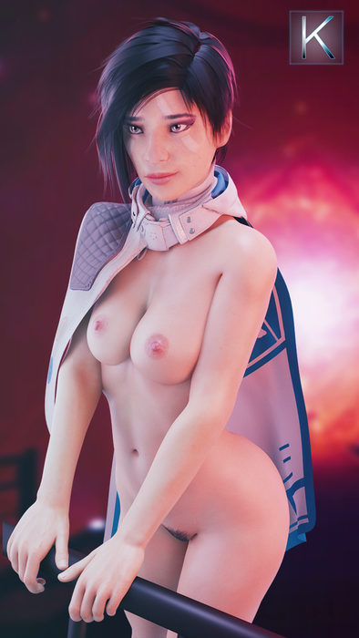 Ana Bray (Bae) Update 1.4 - Destiny 2 Nude model