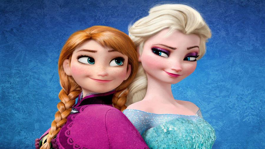 Elsa & Anna Voice Lines