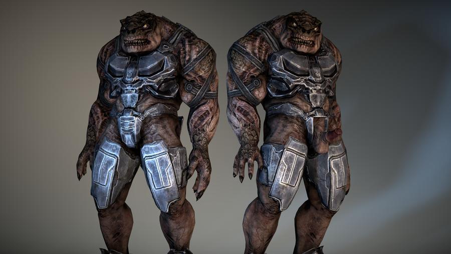 Alien Enforcer [Duke Nukem Forever]