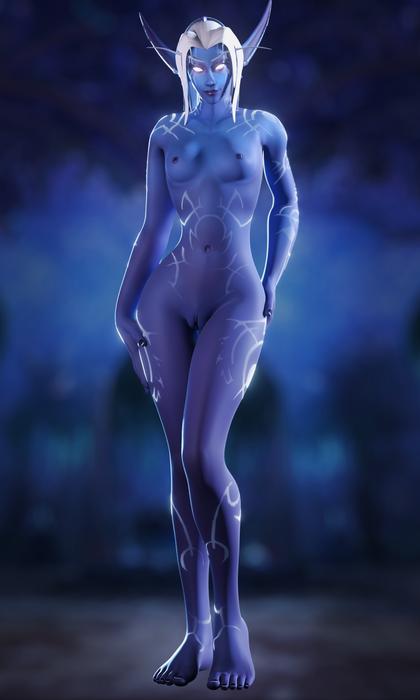 [WoW] Enuleth - Nightborne Female BETA