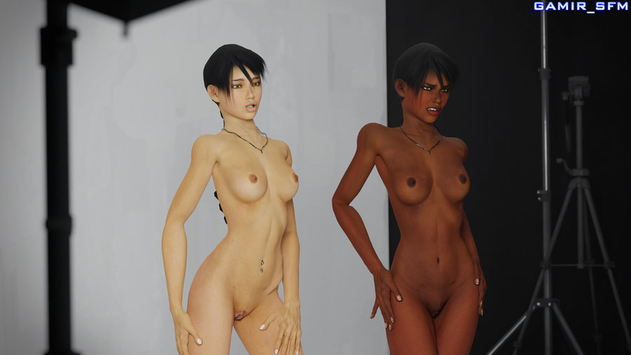 Cinematic mod nude model pack