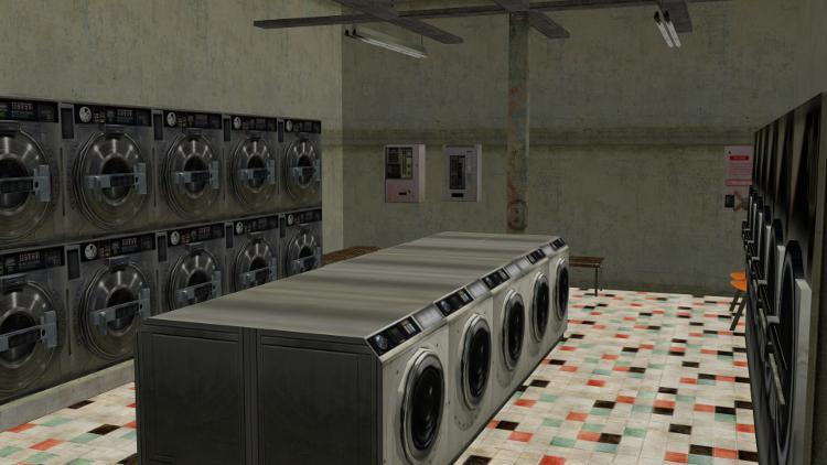 Fahrenheit - Laundry