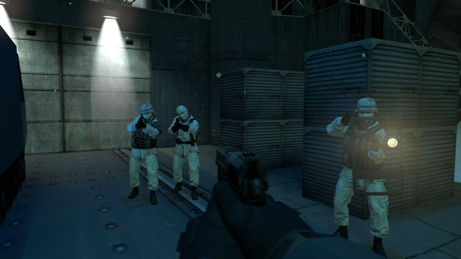 Genome Soldiers (Metal Gear Solid/MGS: The Twin Snakes)