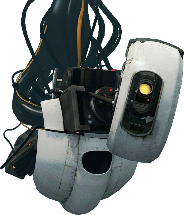 Portal 2 - All GlaDOS sounds.
