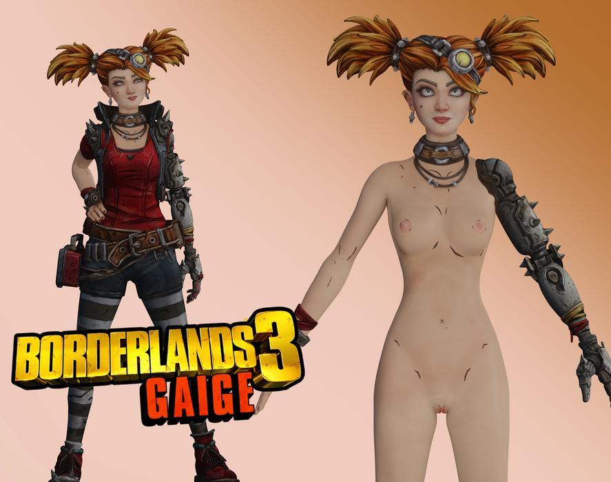 Borderlands 3 - Gaige