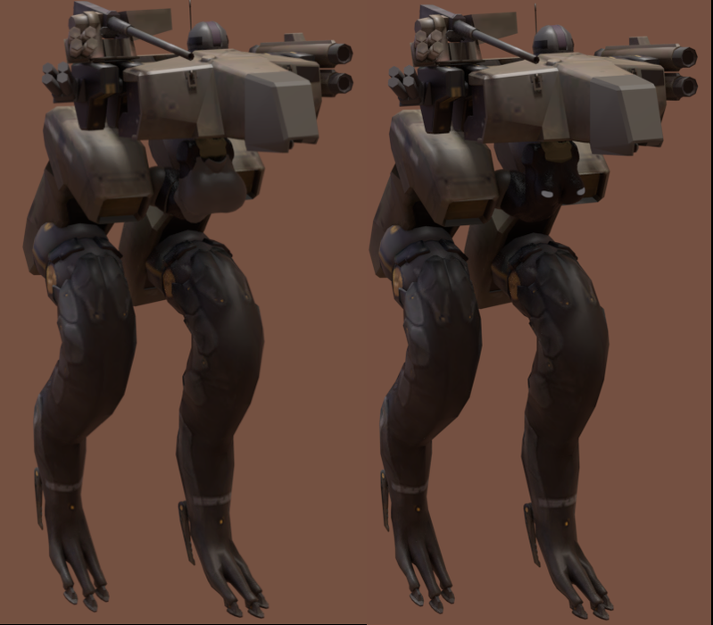 Metal-Gear: Nsfw Gekko 1.0