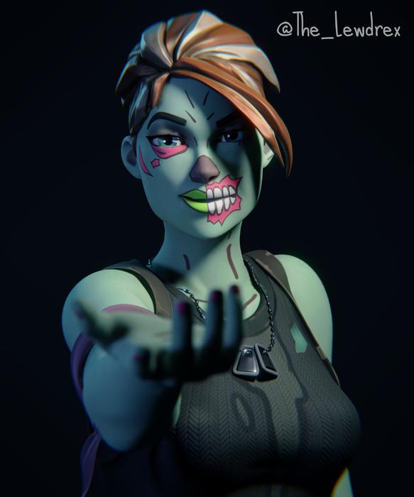 Ghoul Trooper