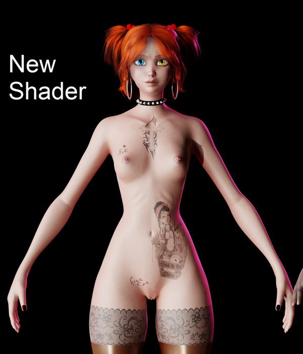 Ginny Skin Shader Suite