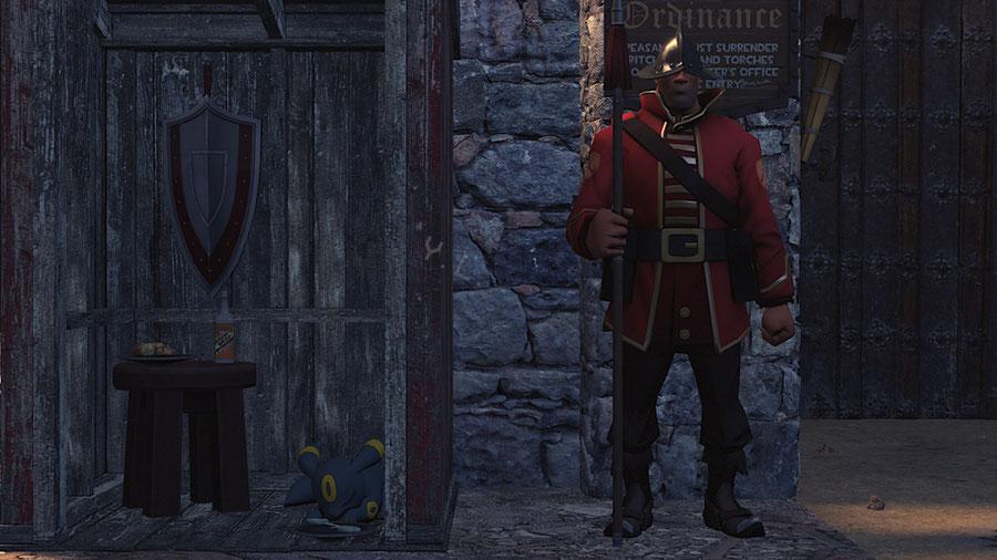FE3H - Armory