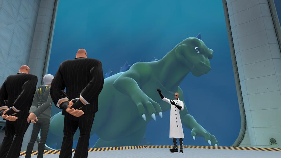Hanna Barbera Godzilla