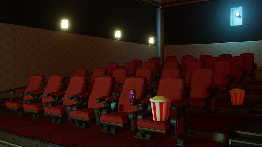 Overwatch - Cinema
