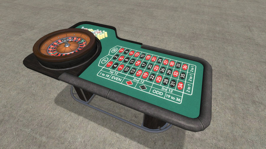 Roulette, blackjack, poker. [GTA V]