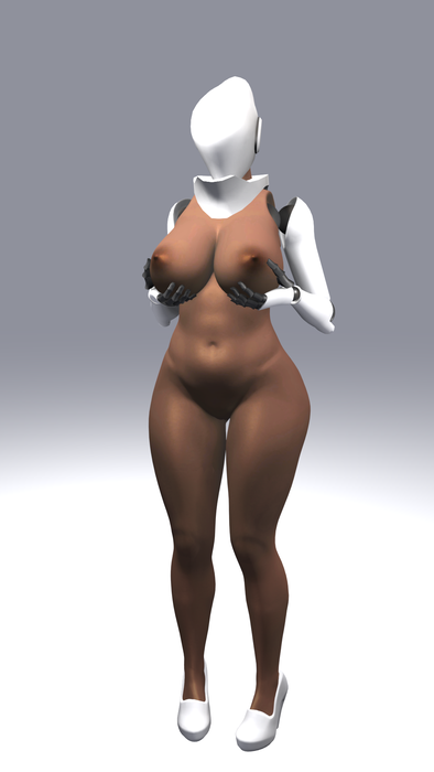 Haydee Blender model + rig