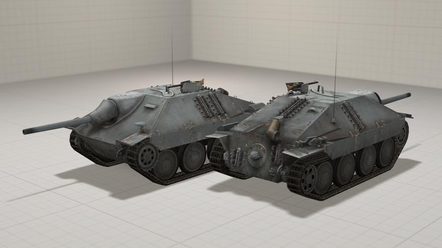 Hetzer (World of Tanks)