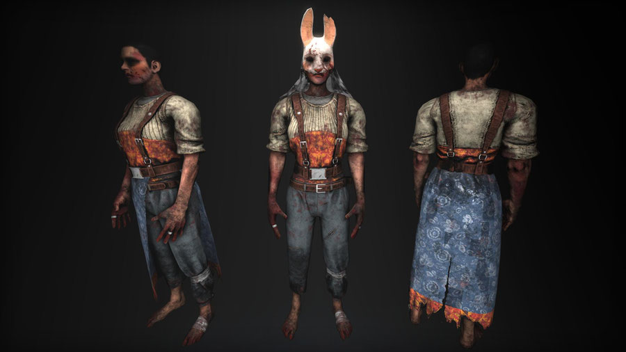 Huntress [Dead By Daylight]