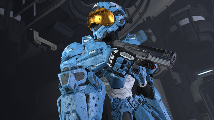 Halo 5: Guardian - Magnum's Series REQ and Original