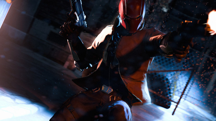 Injustice 2 - Red Hood