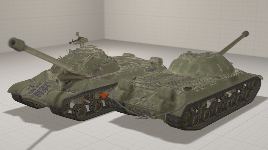 IS-3 (World of Tanks)