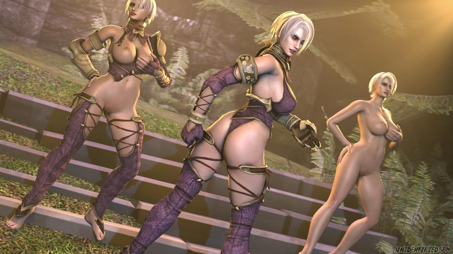 """Isabella """"Ivy"""" Valentine (Soul Calibur 4)"""