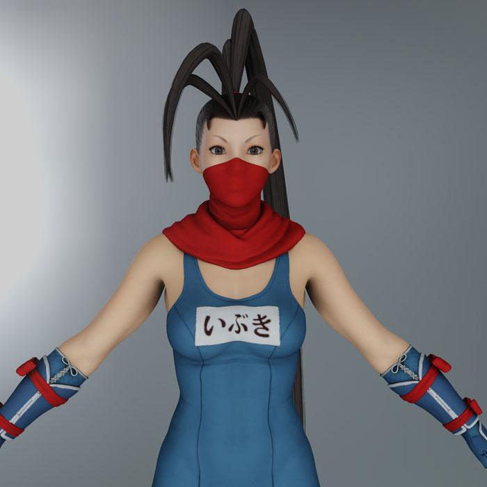 Ibuki - Street Fighter 5
