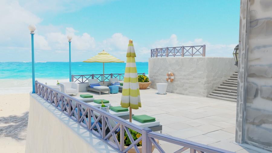 Ilios Lighthouse (Jacuzzi + Terrace)