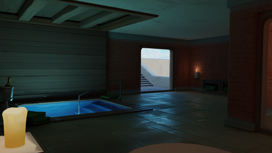 Ilios Lighthouse (Jacuzzi + Terrace)