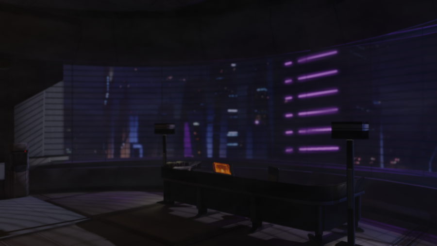 Mass Effect 2 - Illium Office