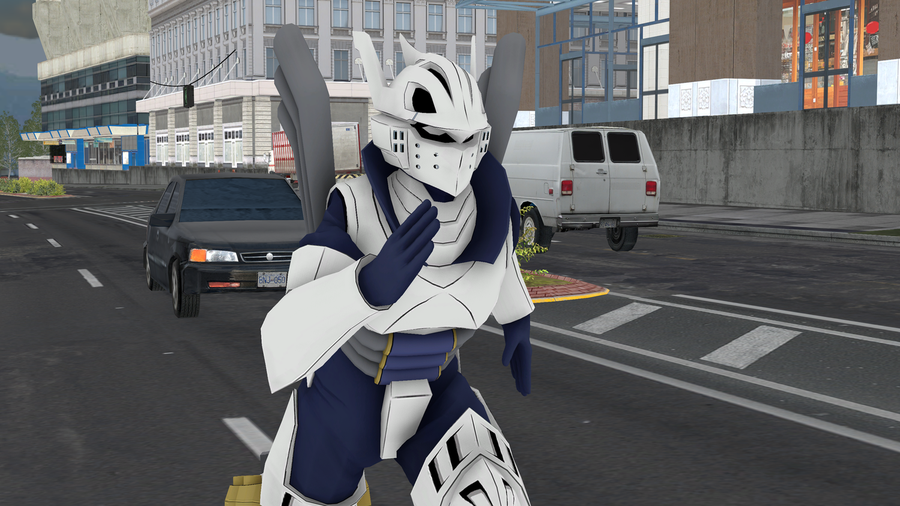 My Hero Academia: Tenya Iida pack