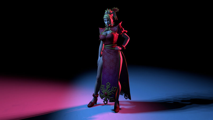 Jaina Proudmoore (Heroes Of The Storm)