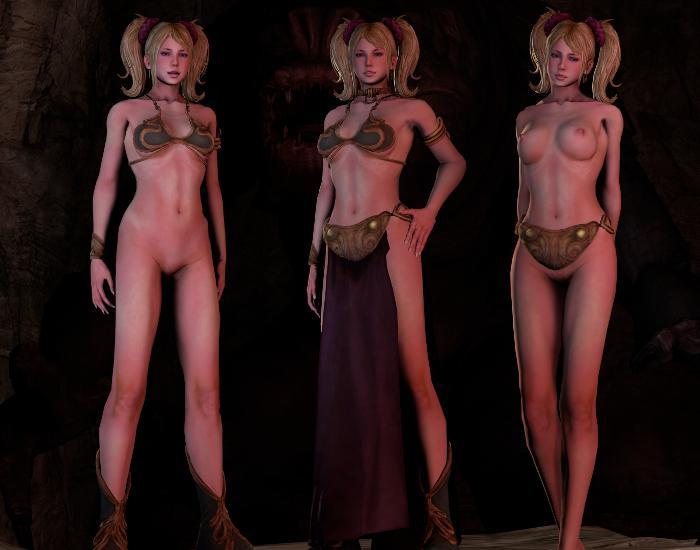 Juliet Slave Girl