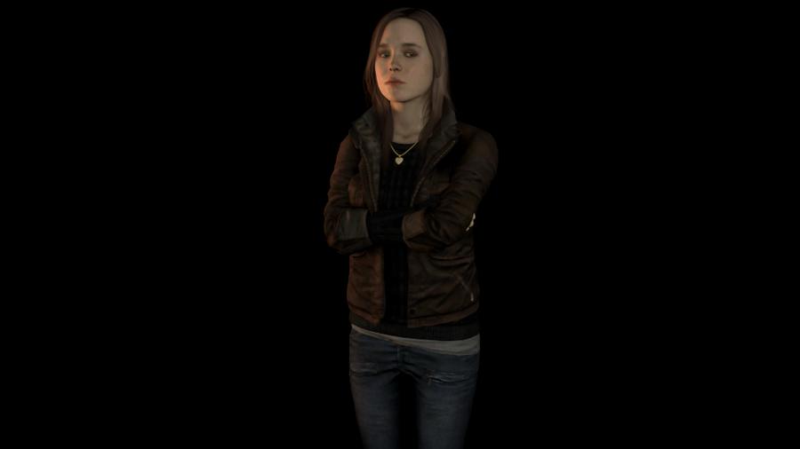 Jodie Holmes [Asylum] (Beyond Two Souls)