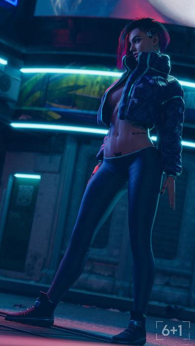 Ultimate Judy Alvarez HD [Cyberpunk 2077]
