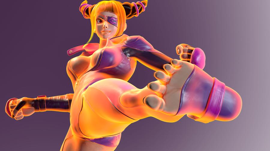 Juri - Street Fighter 5