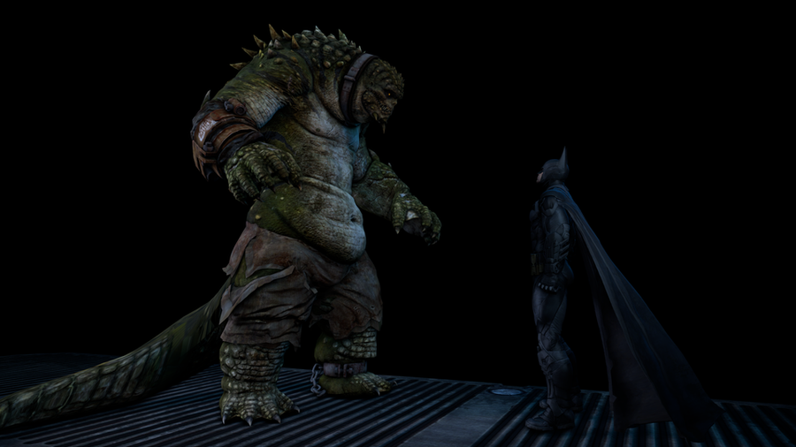 Killer Croc Batman Arkham Knight