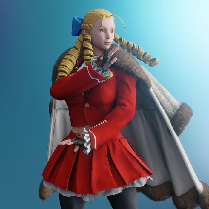 Karin - Street Fighter 5