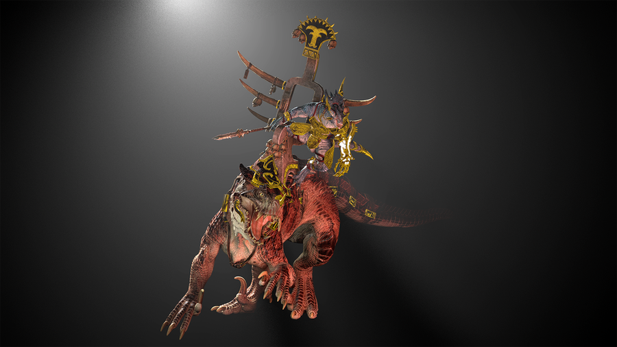 Kroq-Gar & Grymloq (Total War: Warhammer 2)