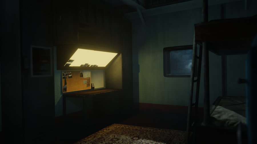 Tomb Raider 2013 - Lara's Cabin