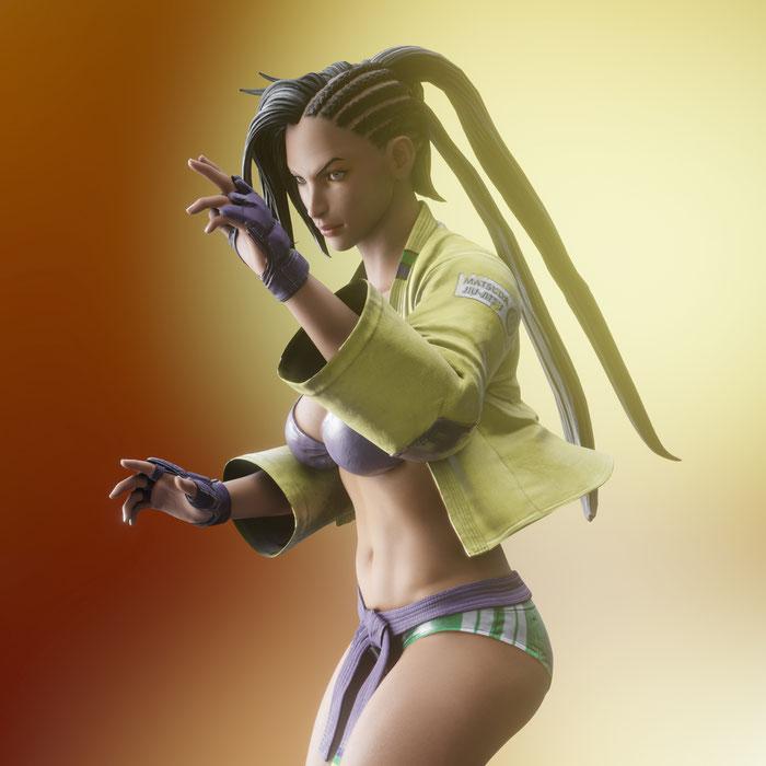Laura - Street Fighter 5