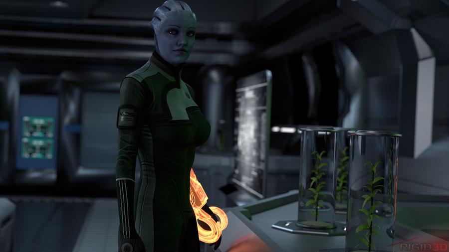 Mass Effect | Liara T'Soni