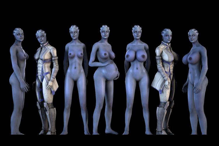 Bodymorph Liara V1.0