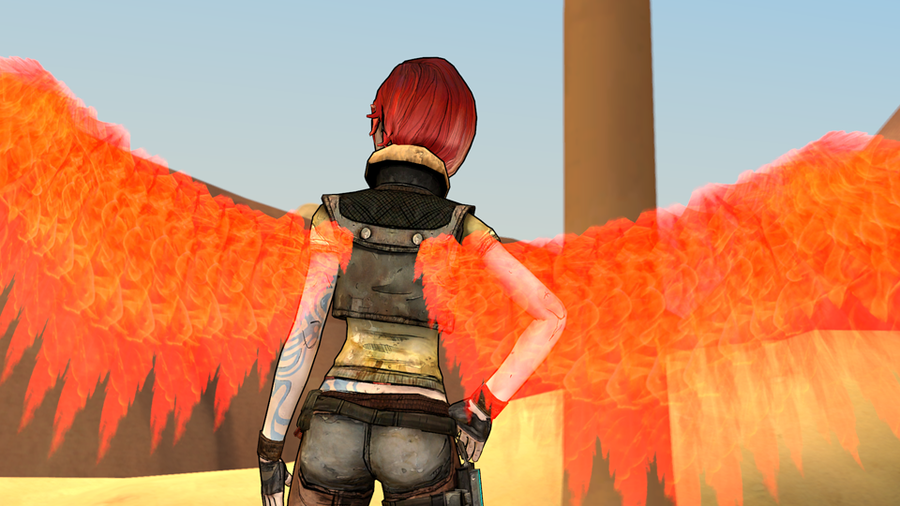 Borderlands: Lilith (Model Pack)