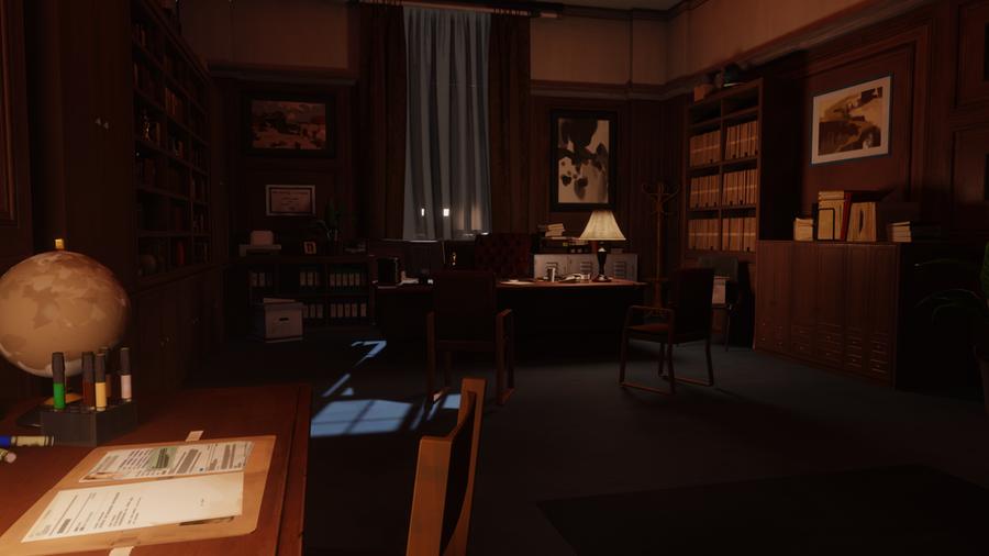 Life is Strange - Principal's Office