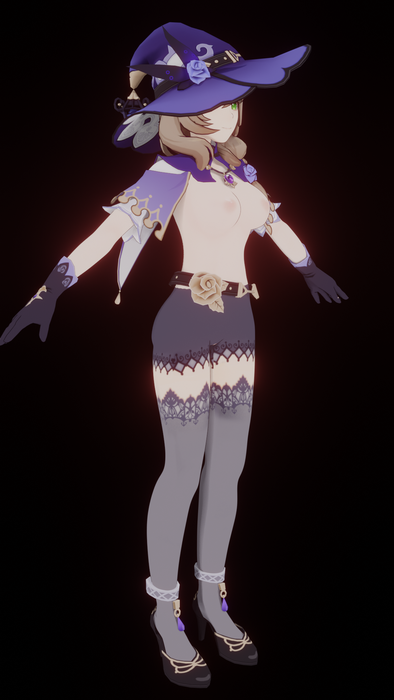 Lisa [Genshin Impact]