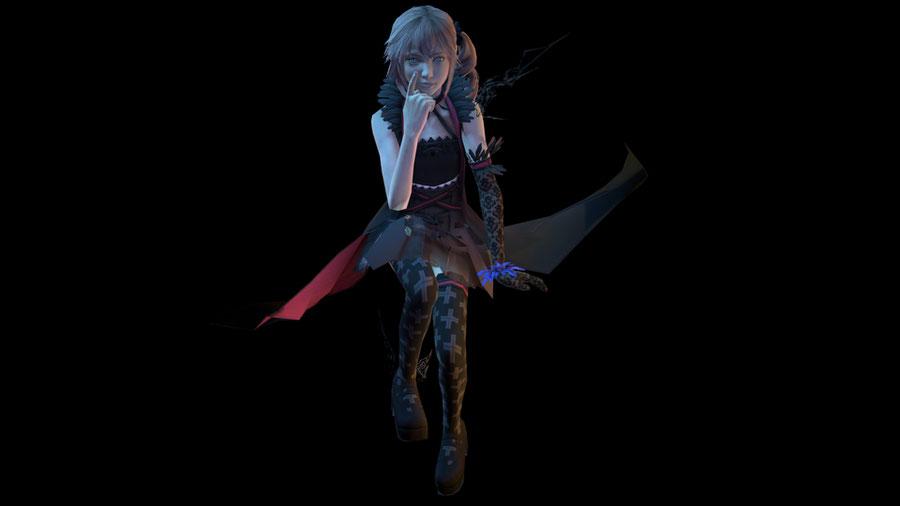 Lightning Returns - Final Fantasy XIII: Lumina.
