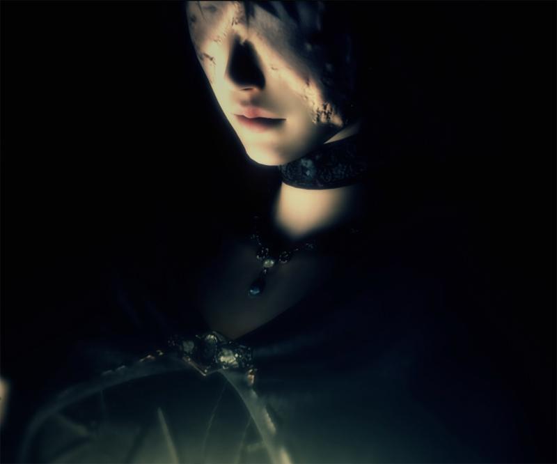 Maiden in Black Voice