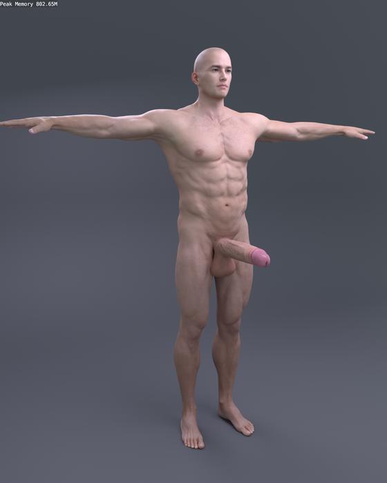 Male Ultimate 1.06