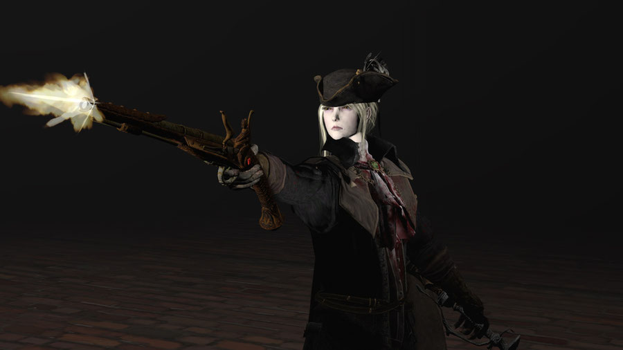 [BLOODBORNE] Lady maria Of the Astral Clocktower